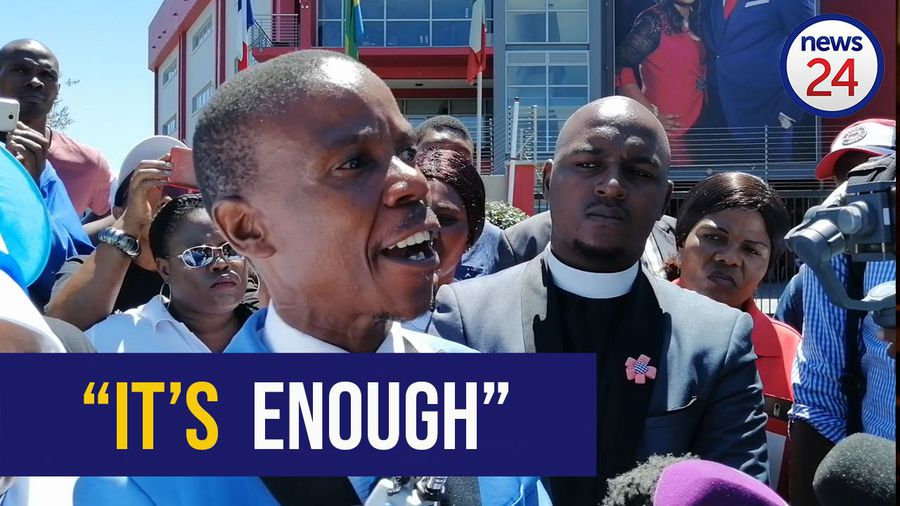 WATCH: Stop what you are doing - Mboro to 'resurrection' pastor