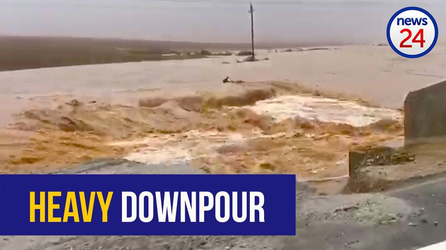 WATCH: Joy and sorrow as heavy rains flood Riviersonderend