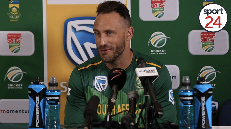 Faf hopes Proteas find some rest at the IPL