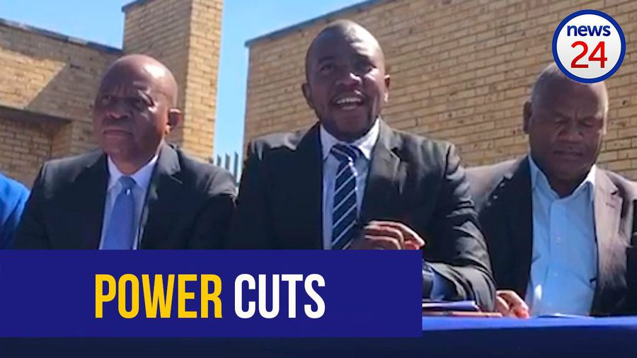 WATCH: Maimane outlines the DA's decision to mitigate against power cuts