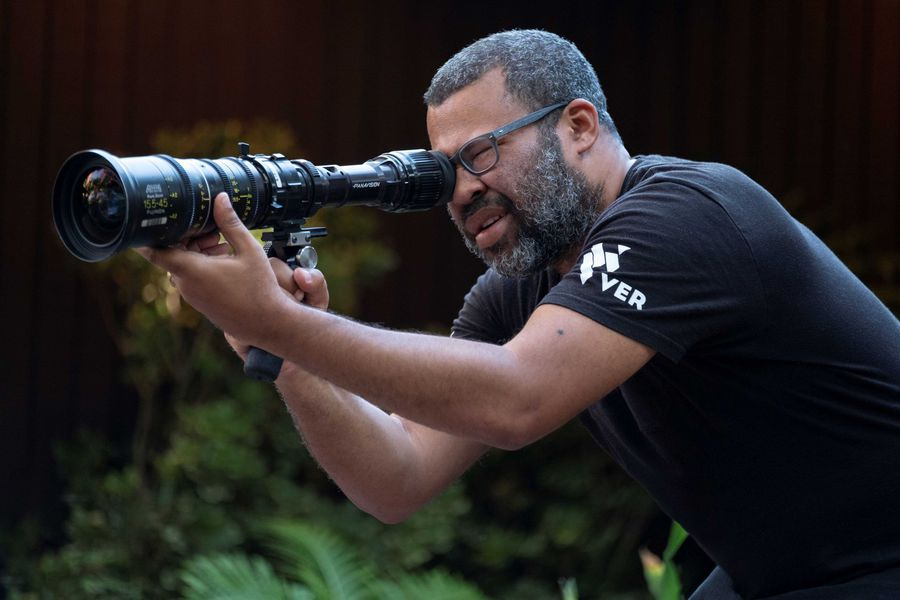 Channel24 interviews Jordan Peele for horror flick, Us