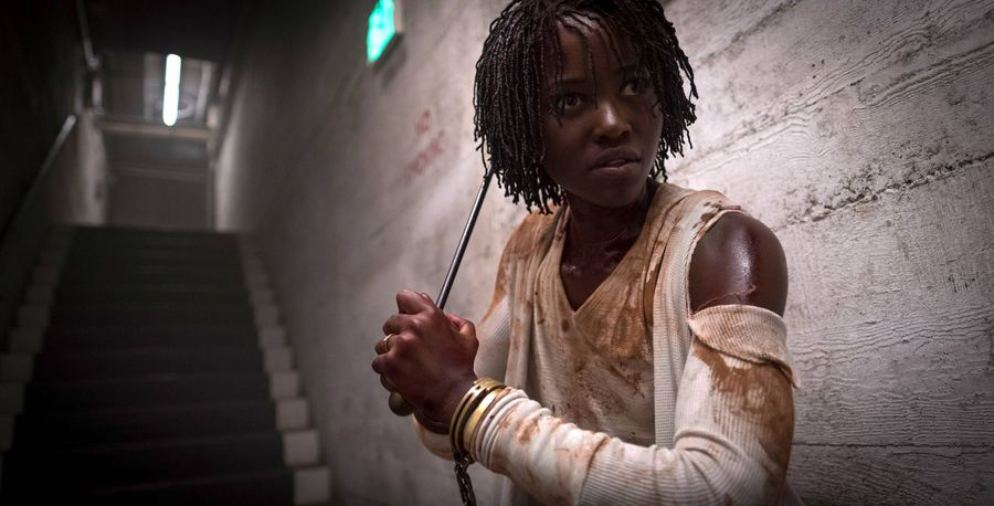 Channel24 interviews Lupita Nyong'o for horror flick, Us