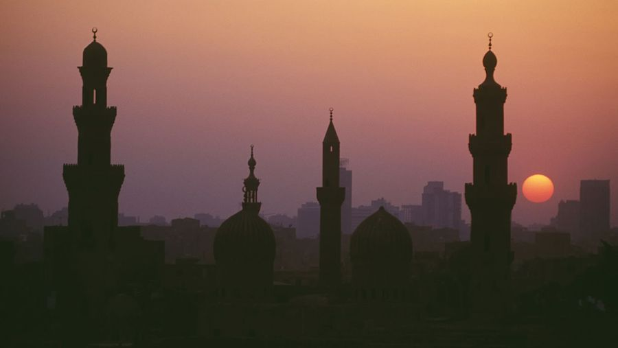 The beautiful mosques of Egypt that can rival Turkey