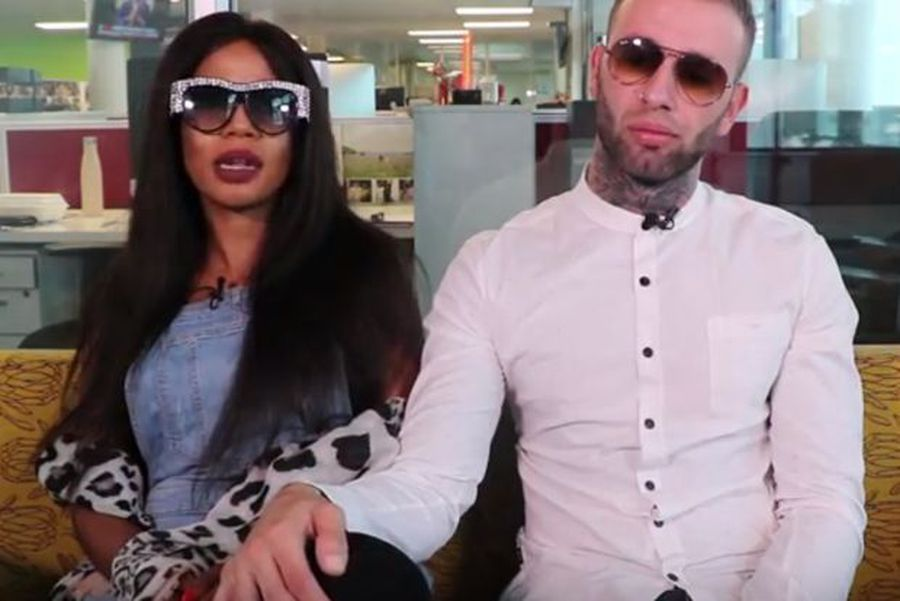 WATCH: Engaged and ready to wed - Kelly Khumalo and Chad Da Don reveal all