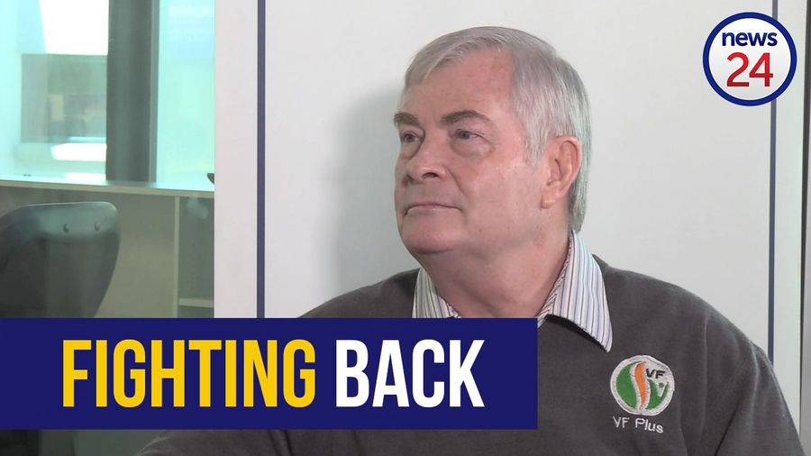 WATCH: 'Affirmative action is racism' - FF Plus leader Pieter Groenewald