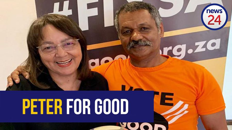 WATCH: Peter de Villiers backs De Lille's GOOD party