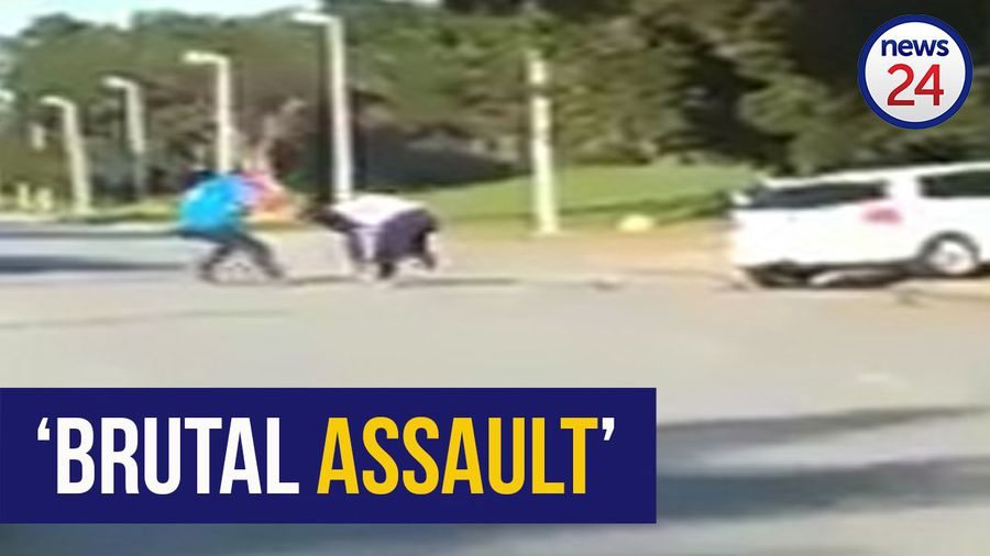 WATCH: Quadbike rider arrested for assaulting elderly man in PE road rage incident