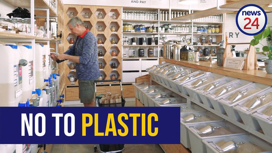 WATCH: Step inside Joburg's first plastic packaging free store