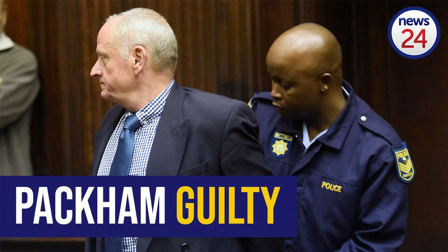 WATCH: Judge says Packham was crafty, competent deceiver - before finding him guilty of murder