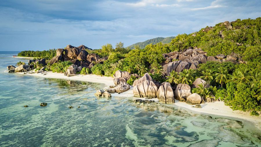 The magical beaches of Africa's islands