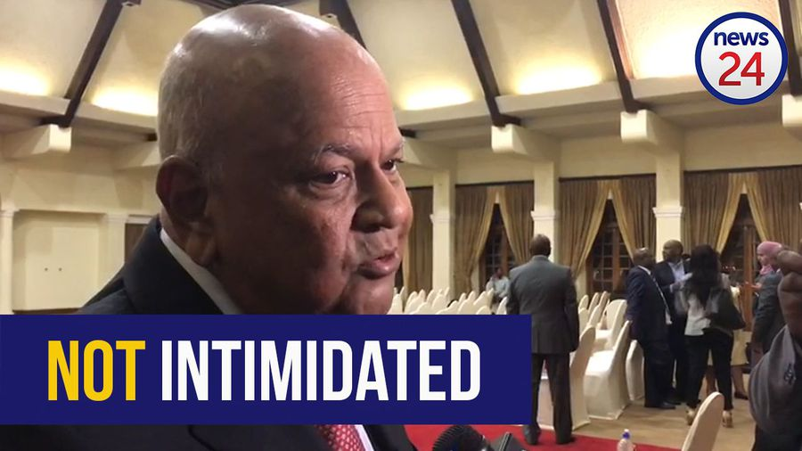 WATCH: Expect more smear campaigns as corruption is exposed - Gordhan