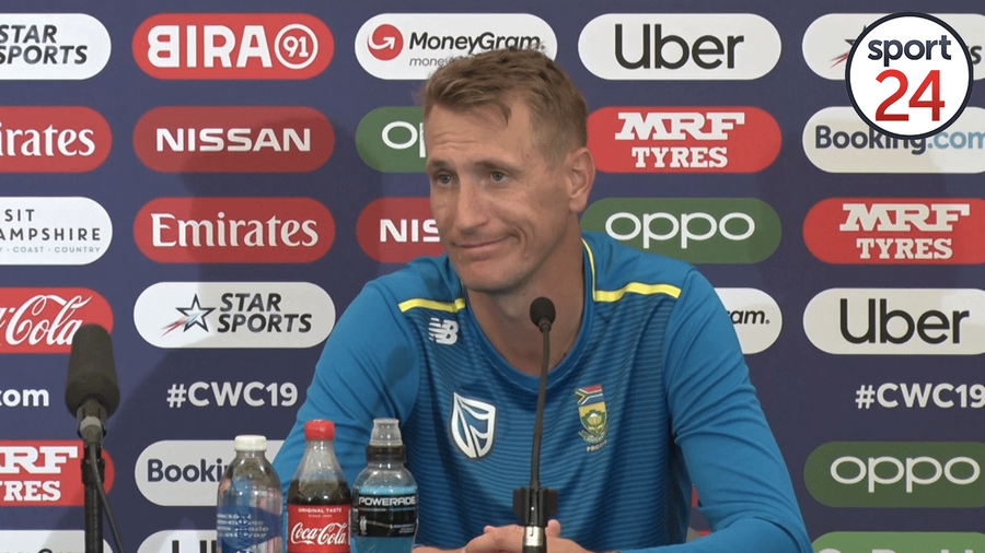 Morris urges fans to back Proteas after third World Cup loss