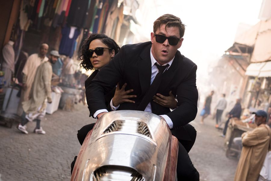 TRAILER: The Men in Black: International