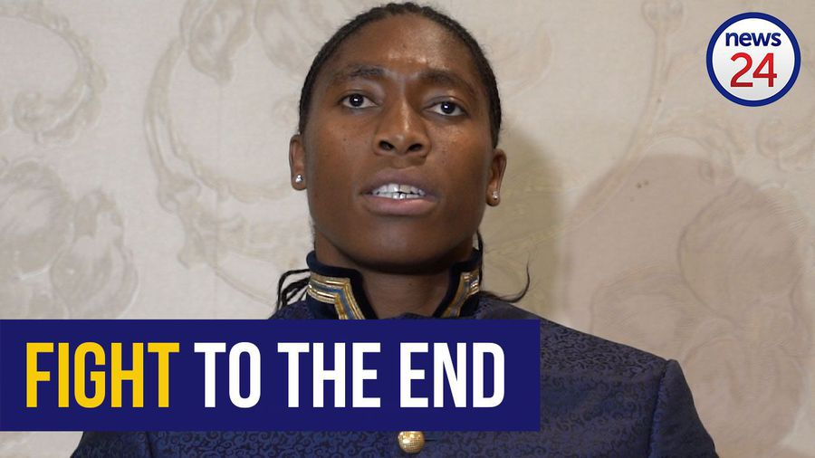 WATCH: 'IAAF is punishing me for being excellent' - Caster Semenya