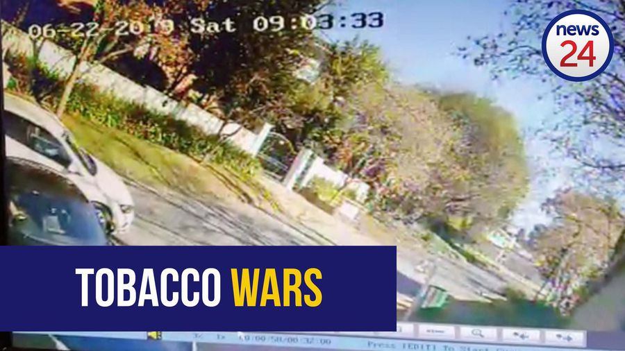 WATCH: Tobacco wars - new footage emerges