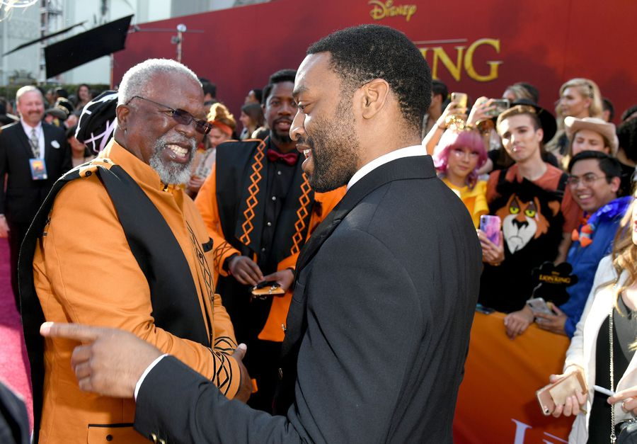 Dr John Kani tells us what to expect from The Lion King Live in Concert