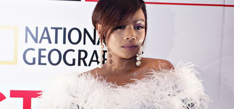 Bonang tackles the serious issue of period poverty in Global Citizen docuseries