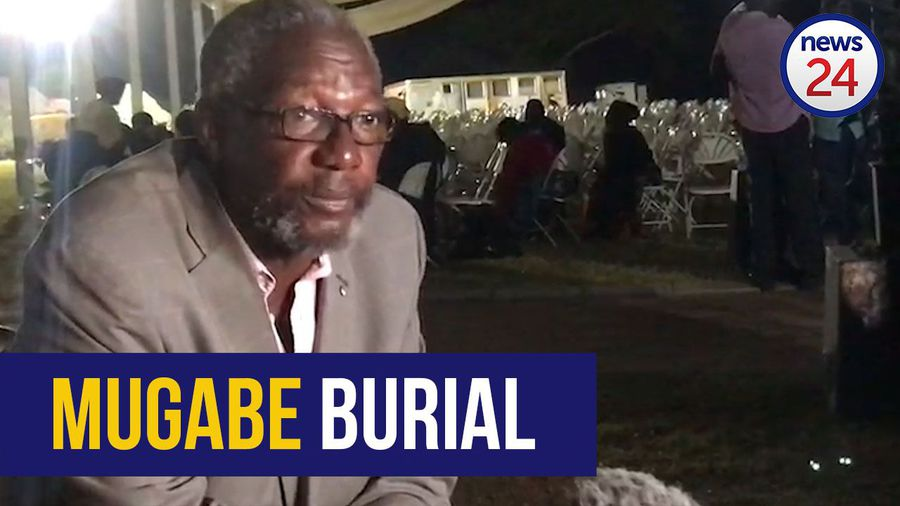WATCH | Mugabe will be buried at Heroes' Acre in 30 days