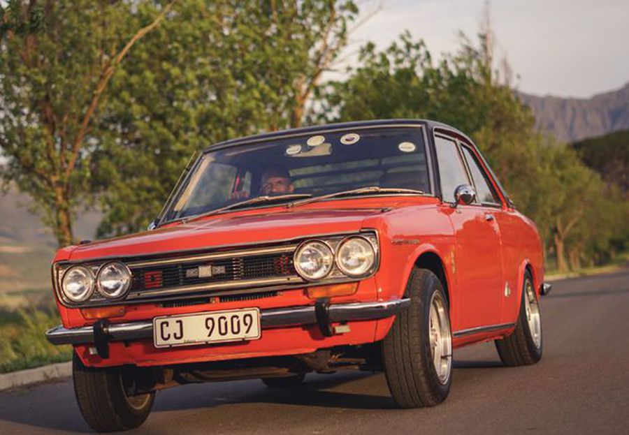 This petrolhead is the biggest Datsun fan in South Africa