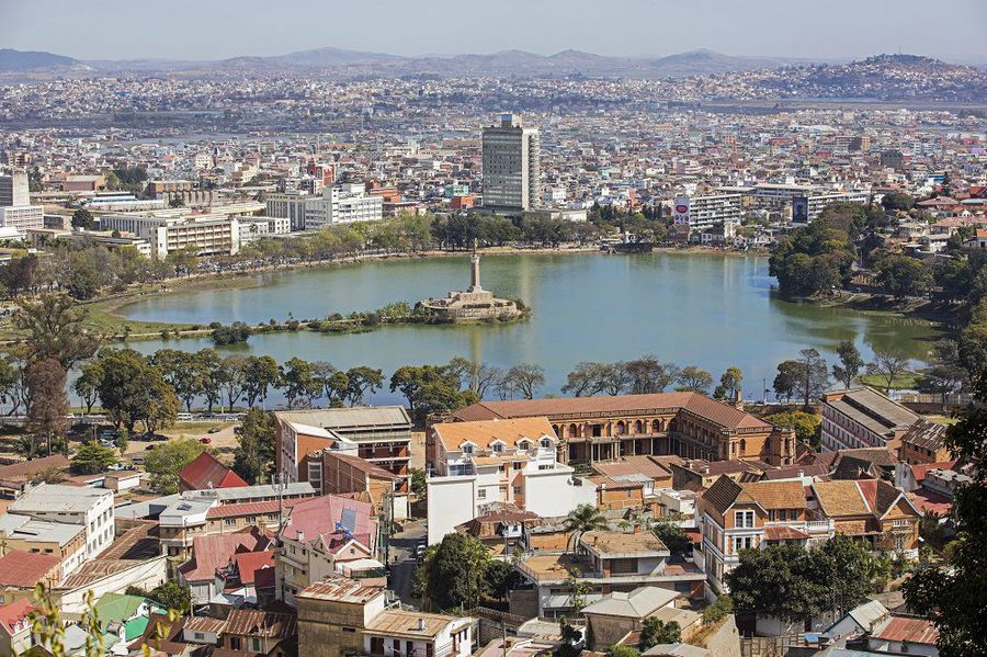 5 of Africa's fastest growing cities