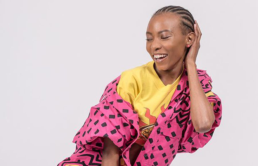 Reality star Bahumi Madisakwane talks about her first TV role as Lebo Mathose in new biopic