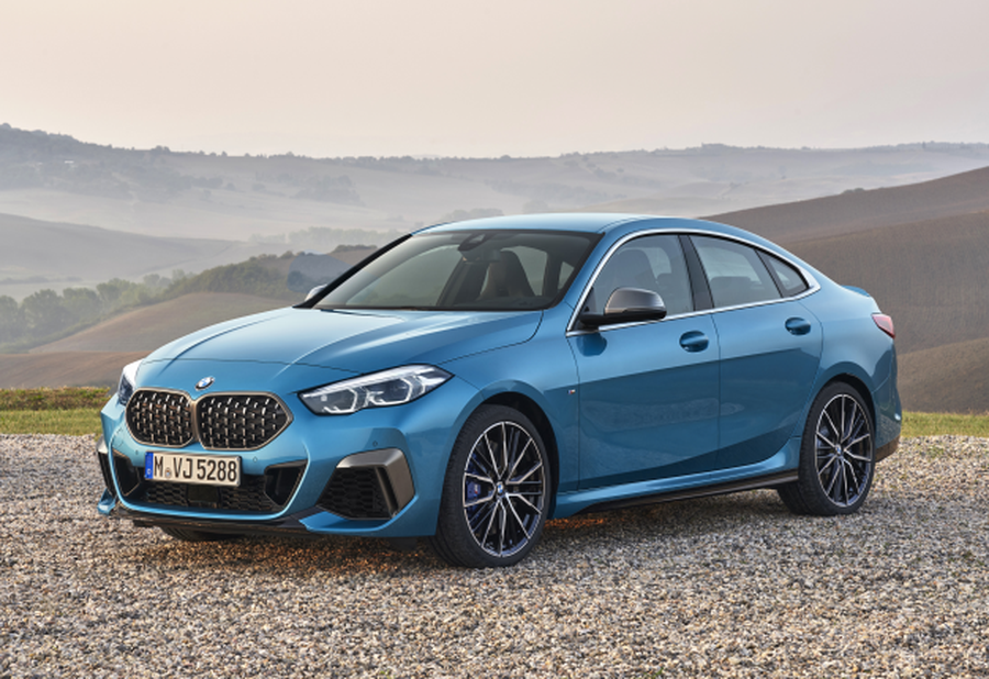 First-ever BMW 2 Series Gran Coupe