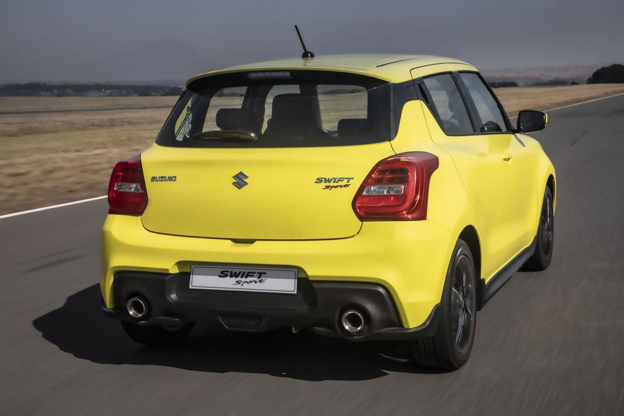 All you need to know about the new Suzuki Swift Sport