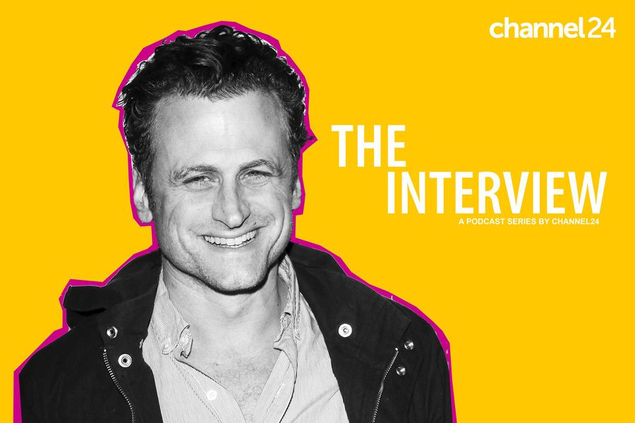 PODCAST | THE INTERVIEW: Interviewing a Hollywood star on a boat in the middle of the Atlantic Ocean