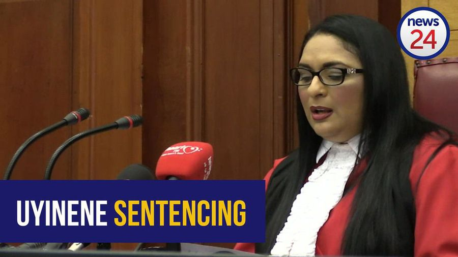 WATCH | Luyanda Botha receives 3 life sentences