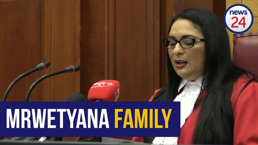 WATCH | Mrwetyana family: '24 August 2019 marks the redefining version of our family'