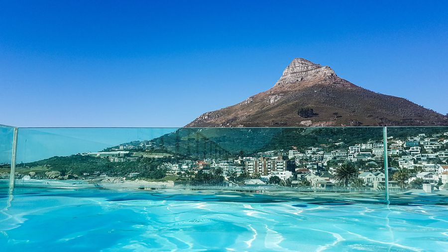 A sneak-peek at The Marly - the coolest rooftop pool hotel in Cape Town