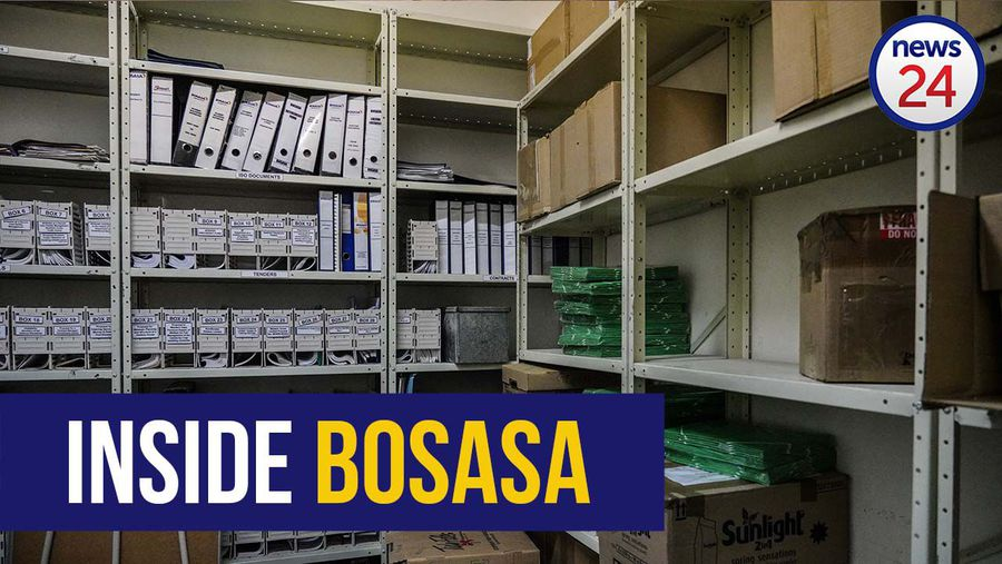 WATCH | Inside Gavin Watson's lair at Bosasa's headquarters