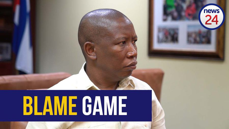 WATCH | DA to blame for handing Joburg back to corruption - Julius Malema