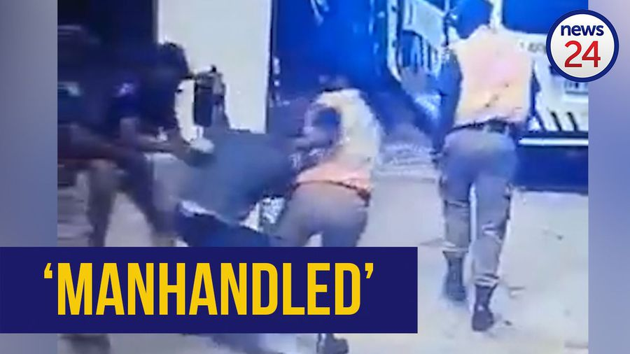 WATCH | Metro cops allegedly assault Pretoria woman who was 'too scared' to pull over