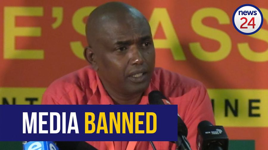 WATCH   EFF's Godrich Gardee explains why they excluded certain media houses