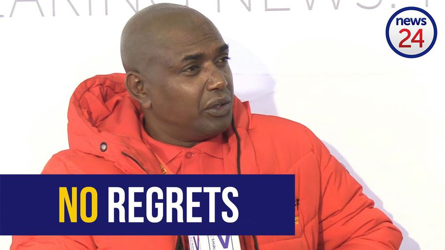 WATCH | 'I am not money. I can't be liked by everyone ' - Godrich Gardee on his legacy in the EFF