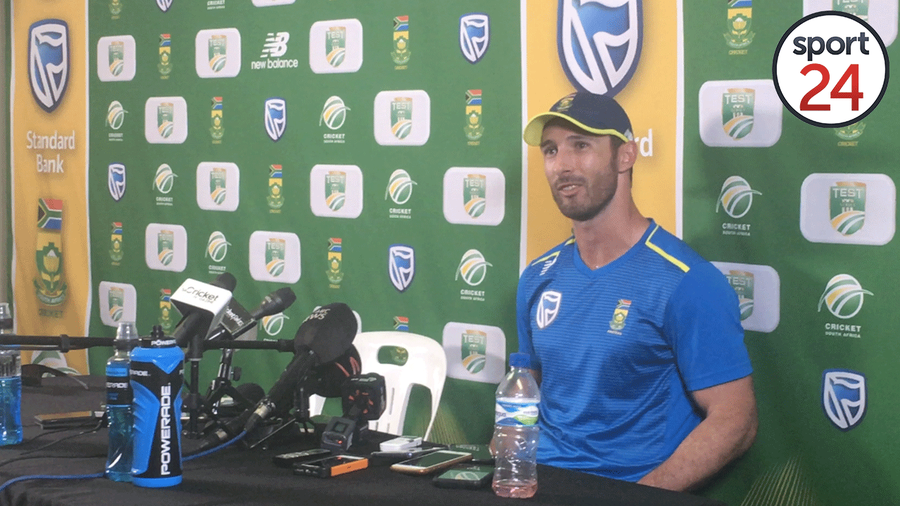 Malan on Proteas debut: Being in the middle is not pressure, it's a privilege