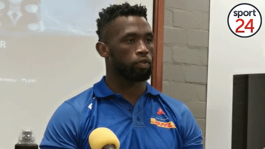 Kolisi wants his performance on field to do the talking