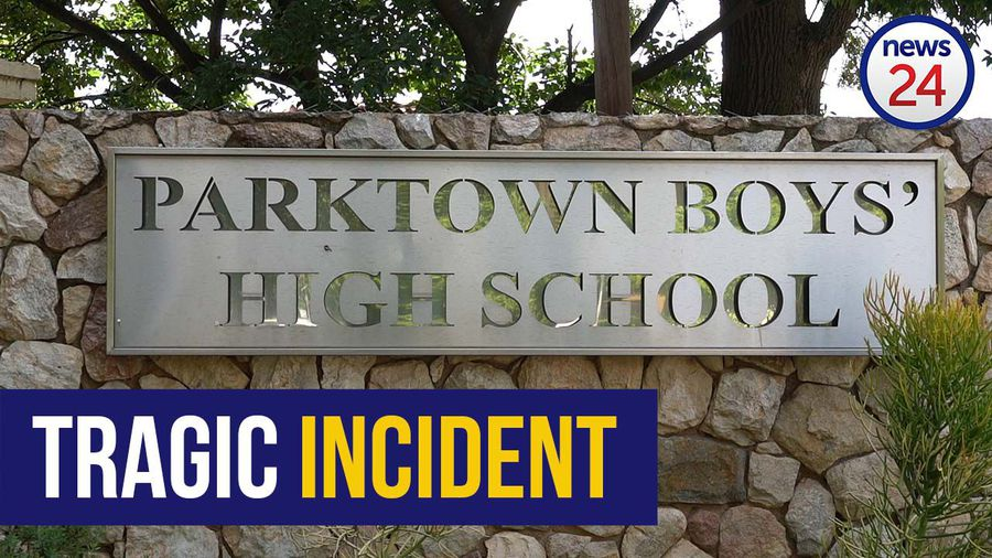 WATCH | Parktown Boys' tragedy: Pupil who drowned wanted to become a lawyer