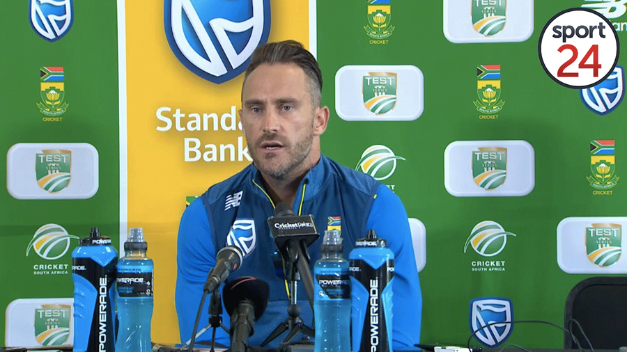 Faf recommits future to Proteas, vows to hang tough