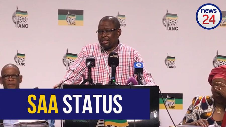 WATCH | 'Restructure SAA but maintain national airline status' - ANC's Enoch Godongwana