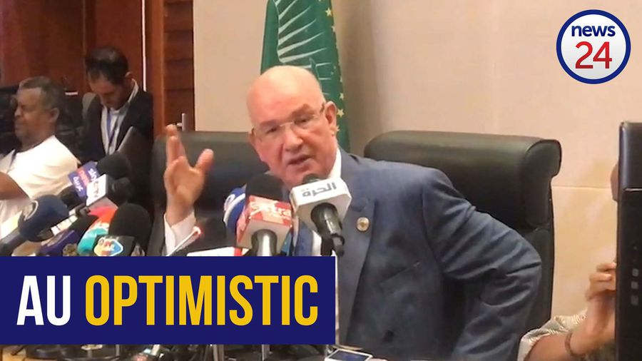WATCH   African Union optimistic about situation in South Sudan