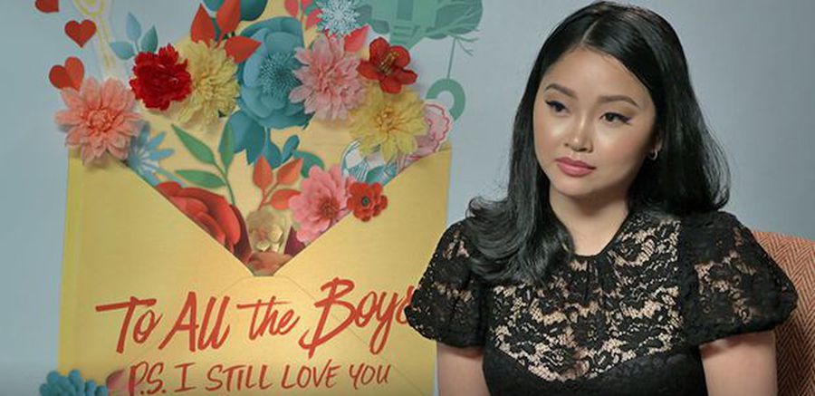 'P.S. I Still Love You': Lana Condor on what it was like to work with Holland Taylor