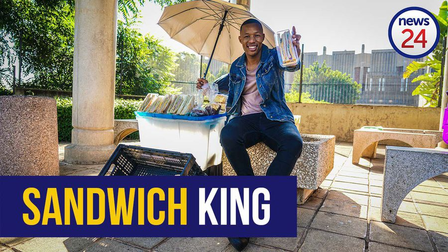WATCH | Joburg dad uses last R800 in his pocket to start successful sandwich business