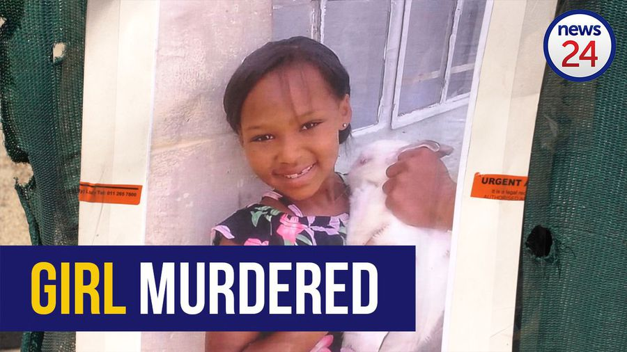 WATCH | Family of slain 8-year-old Tazne van Wyk call for death penalty