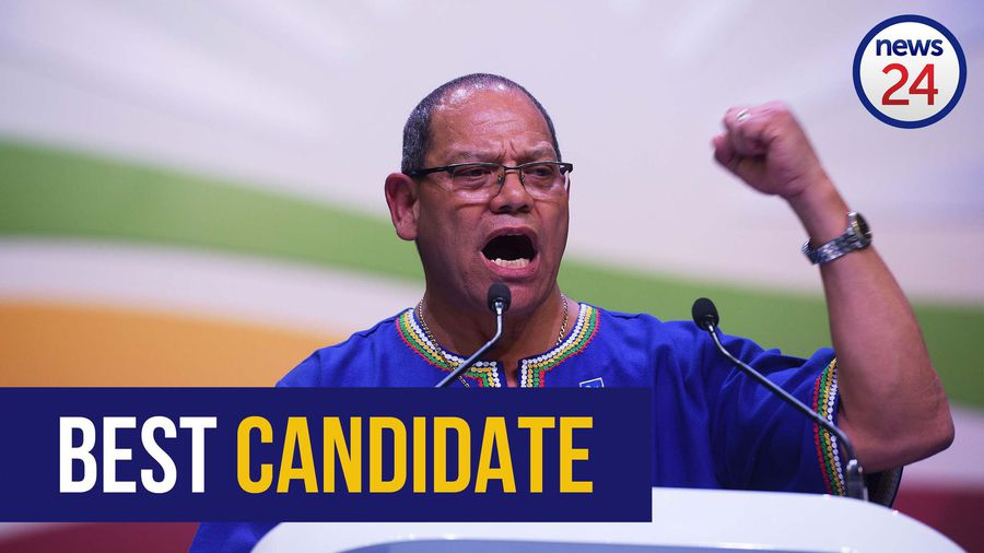 WATCH | I believe I am the best candidate says John Moody ahead of the DA leadership race