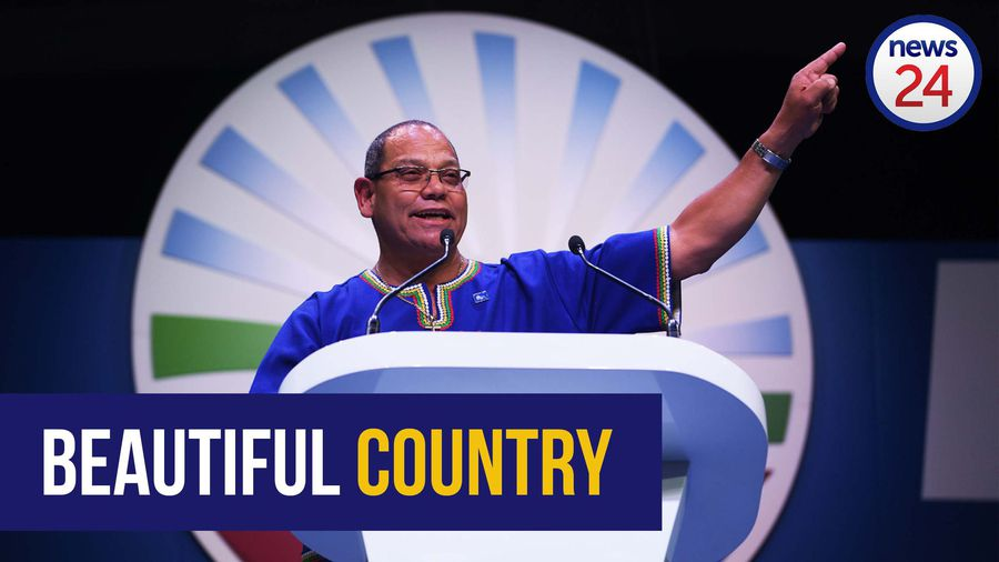 WATCH   'I know firsthand what challenges South Africans face' - John Moodey
