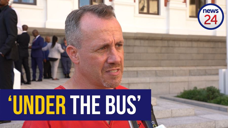 WATCH | 'They want to throw the workers under the bus' - COSATU's Matthew Parks