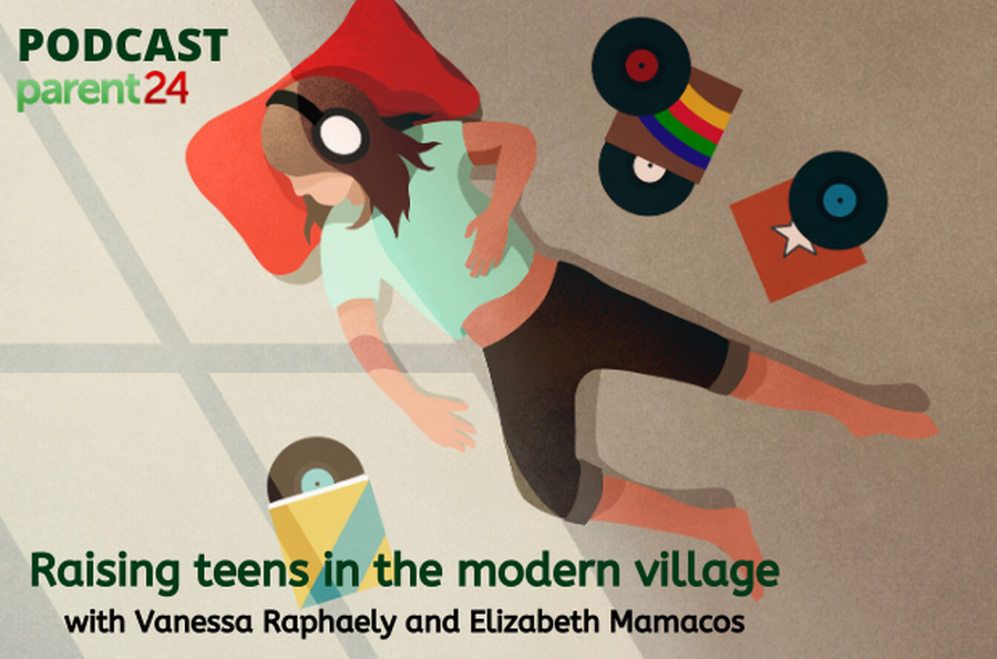 PODCAST | Raising teens in the modern village, with Vanessa Raphaely