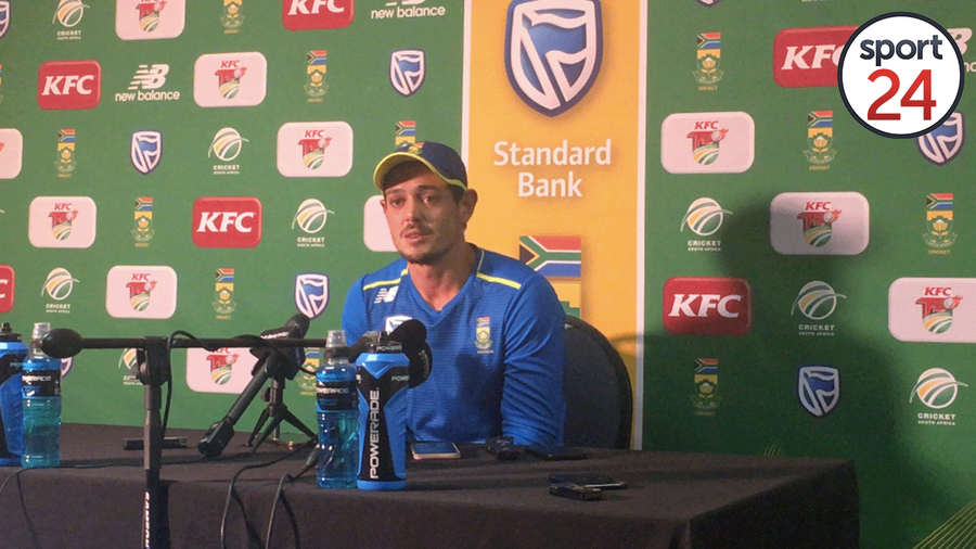 Disappointed De Kock can't explain another Proteas 'blowout'